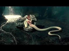 The Sorcerer and the White Snake trailer(2012) - YouTube