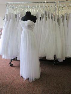 Sunset Bridal Deb Dress (style-39)