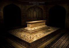 Mughal King Jahangir's Tomb in Lahore