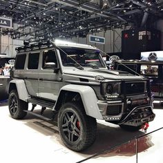 Mercedes G550 • W463 Brabus Adventure
