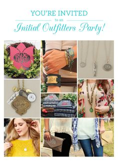 www.initialoutfitters.net/juliesjewels  I'd love to book a party with you!