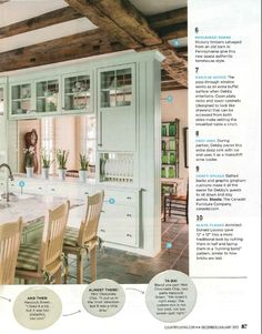 Calico was featured in the December '14 issue of Country Living! Check out our Buffalo Check in Seabreeze :) Calico in the News!