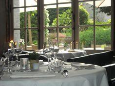 Wie graag modern dineert, is in de verborgen tuin zeker op zijn plaats. Dit kleine, stijlvolle restaurant wordt uitgebaat door een jong, dynamisch koppel.