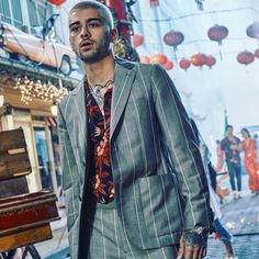 "keepingupwithzayn: ""Zayn on the set of the ""Dusk Till Dawn"" music video. 📷: Crille Forsberg """