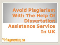 MyAssignmentHelp.com has gained the status of the most popular Dissertation Assistance service provider in UK. They provide their Dissertation Assistance service for all subjects including English, Mathematics, Nursing, Law and many more. @ https://myassignmenthelp.com/uk/dissertation-assistance-services.html