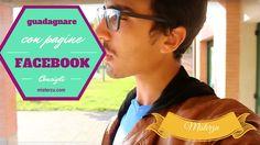 Nuovo video per guadagnare online con Facebook