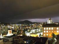 JORNAL REGIONAL EXPRESS: Chuva castiga nove bairros de Santa Maria - RS