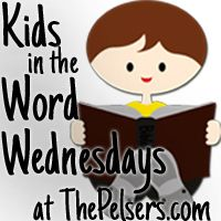 Having kids' memorize scripture- I like the idea of video taping them reciting scripture after they have memorized it.  Allows them to see themselves on video, review memorized scripture, and learn to speak clearly and confidently.