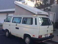 1990 Volkswagen Westfalia - Newport Beach, CA #8539711625 Oncedriven