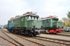E44 046 und 103, Leipzig Plagwitz 24.10.09