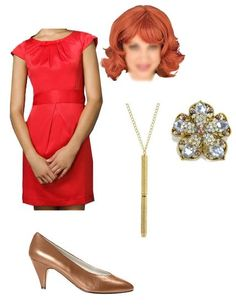Joan Holloway Halloween costume ideas...