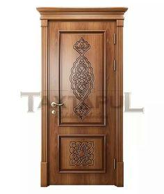 Door Design Interior, Wooden Door Design, Interior Barn Doors, Wood Doors, Double Front Entry Doors, Entrance Doors, Doors Interior, Wooden Door Hangers, Door Glass Design