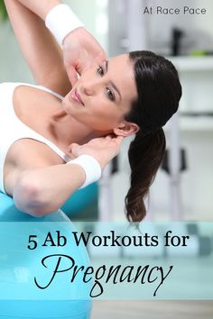 Core strength is vital to a healthy pregnancy. Check out these workouts!