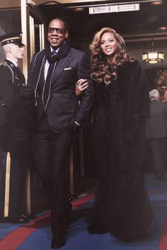 Jay-Z & Beyonce, living proof that anything is possible with hard work and dedication.
