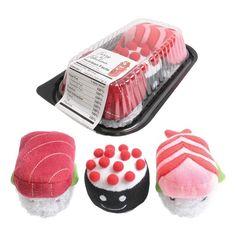 Furry & Fabulous - Sushi Toy Set