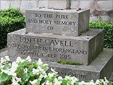 Ediths Cavell's life remembered