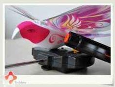 Dengan berkembangnya mainan yang sangat pesat didunia, industri mainan membuat terobosan dengan membuat mainan burung remot kontrol. Mainan burung...