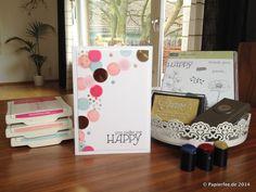 Blubberblasen machen glücklich… - Papierfee - Zauberhaftes aus Papier