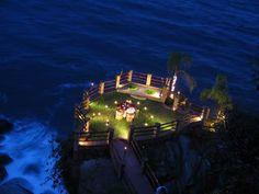 Restaurante Le Kliff, cena en el risco del amor, una experiencia que no tiene precio, #PuertoVallarta