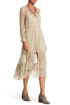 Shine Shirtdress by Free People on @nordstrom_rack