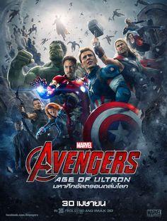 ดูหนังออนไลน์ Avengers 2 Age of Ultron อเวนเจอร์ 2 มหาศึกอัลตรอนถล่มโลก รับชมภาพยนต์ได้ที่ ดูหนังออนไลน์ฟรี รองรับ Iphone Ipad และ Androind. เมื่อ โทนี่ สตาร์ค (โรเบิร์ต ดาวนี่ย์จูเนียร์) ริเ�