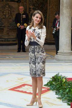 #letizia #felipe #royal #princesse #reine #espagne #spain