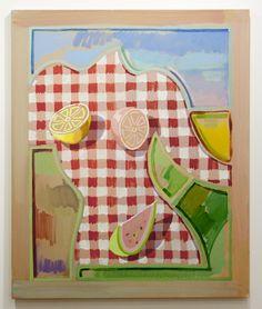 Present Perfect, James Viscardi, Edible Arrangements, 2013, 37 x 46 in (94 x 117 cm)