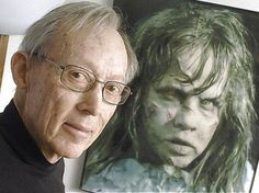 Dick Smith the makeup artist of the girl from The Exorcist