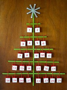 LOTS of DIY advent calendar ideas here with links for tutorials