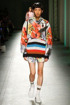MSGM Spring 2018 Menswear Collection Photos - Vogue