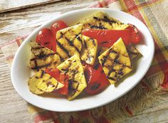 Grilled Florida Vegetables from Publix Aprons | Publix Grilling the Dream #contest