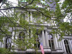 Boston - Historisches Rathaus