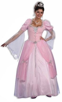 Forum Fairy Tales Fashions Fairy Tale Princess Dress, Pink, Standard Costume Forum Novelties http://www.amazon.com/dp/B003A7K3QQ/ref=cm_sw_r_pi_dp_ogJOtb00K7NW6V3J