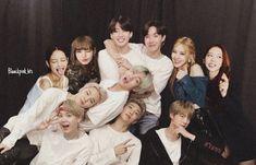 Blackbangtan X Exovelvet Shipper ! Swag Couples, Kpop Couples, Cute Couples, Taekook, K Pop, Divas, Foto Jimin, Class B, Blackpink And Bts