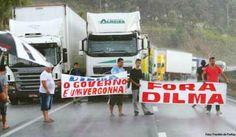 Notícias atualizadas sobre economia e política! Fonte: Caminhoneiro que fez greve contra Dilma chora de arrependimento: hoje ganho menos e não quero trabalhar até os 65 anos