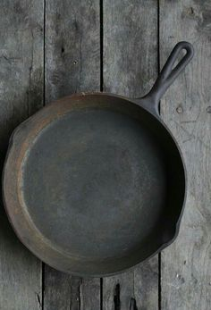 How to clean and season cast iron