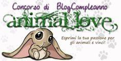 Concorso di Blog Compleanno: Animal Love | ** Manuki's Makeup and Creativity **