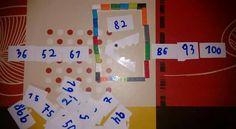 """❌ MATEMÁTICAS - Algoritmo ABN EN FAMILIA (1º Primaria) ❌  ✔ Tabla del 2 con tapones ✔ """"Mayor que/menor que"""" con el cocodrilo hambriento y números propios  Arrancando motores para la vuelta al cole 💪💪💪💪  👧¡¡¡APRENDEMOS JUGANDO!!!!👦"""