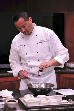 West Virginia foods and culinary techniques star in a series of seasonal cooking classes that Chef Robert Wong, owner of Bridge Road Bistro, will lead at the Culture Center starting April 16.