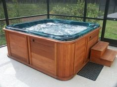 Hydrotherapy at home. Discover the health benefits of hot tubs, jacuzzi baths and steam showers. Bathtub Drain, Soaking Bathtubs, Tubs For Sale, Jacuzzi Hot Tub, Solar, Corner Tub, Design Your Dream House, Pool Spa, Hotel Pool