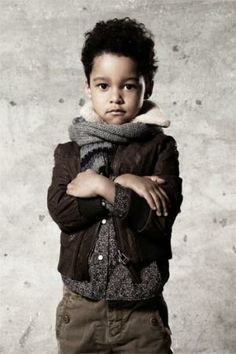So handsome. #kidsfashion