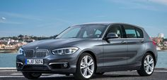 BMW quietly launches the facelifted for 2016 1 Series in India