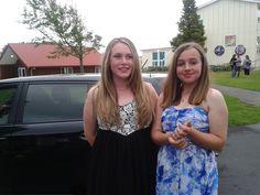 Myia and Shannon already