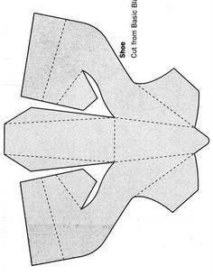 Witch Shoe by Ellen Hutson - from txtornado56, via splitcoaststampers