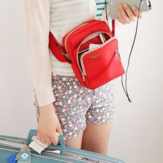 Walking in the Air Travel Bag