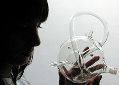 """rasputin: """" Portuguese designer Susana Soares has developed a device for detecting cancer and other serious diseases using trained bees. The bees are placed in a glass chamber into which the patient..."""