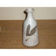 Lovely Stoneware Studio Pottery Carafe Listing in the Studio/Handcrafted Pottery,Pottery,Porcelain, Pottery & Glass Category on eBid United Kingdom | 151227278