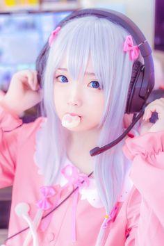 Cosplay Sagiri Izumi cực xinh xắn và đáng yêu | Cotvn.Net