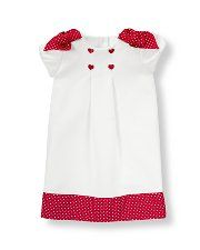 Valentine's Day dress for Emma <3 | Jack & Janie