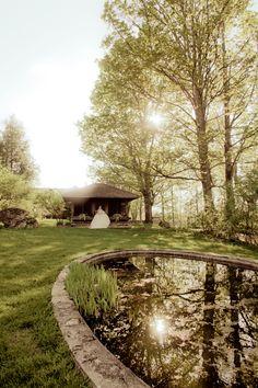 New Hampshire Wedding Venue The Rocks Estate